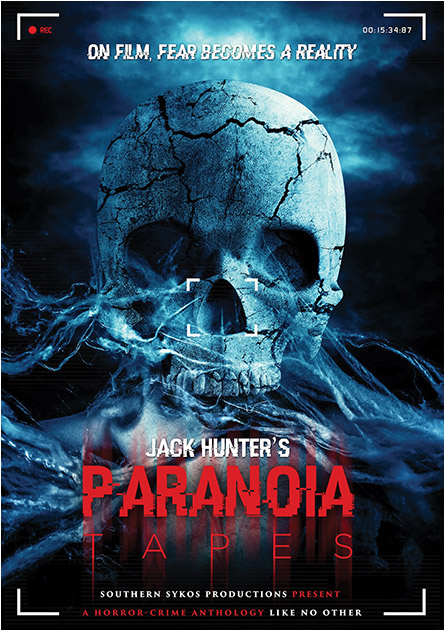 Jack Hunter's Paranoia