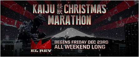 Kaiju Christmas Marathon