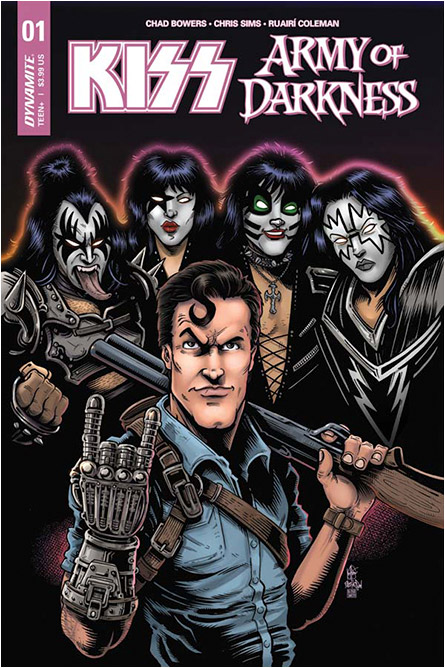 Kiss Army Darkness