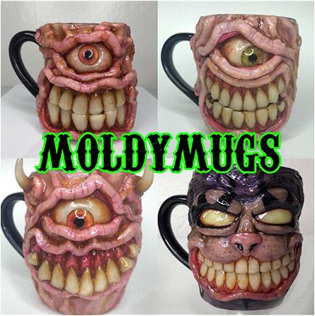 Moldy Mugs