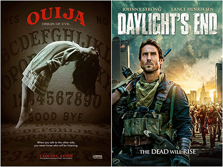 Ouija: Origin of Evil / Daylight's End