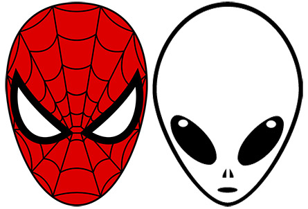 Spider-Man, Alien