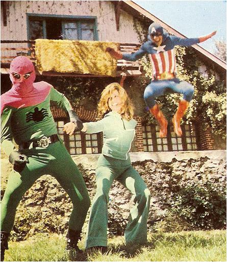 Turkish Captain America