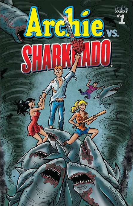 Archie vs. Sharknado