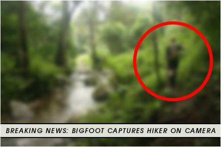 Bigfoot photo