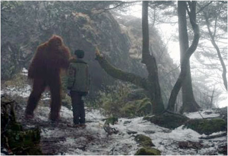 China Bigfoot: The Legend of The Yeren