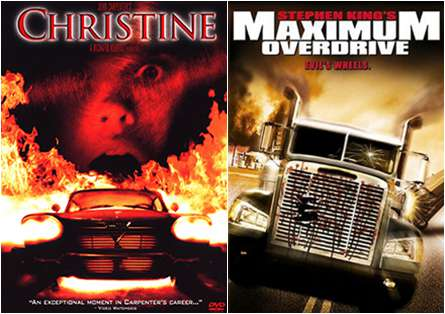 Christine / Maximum Overdrive