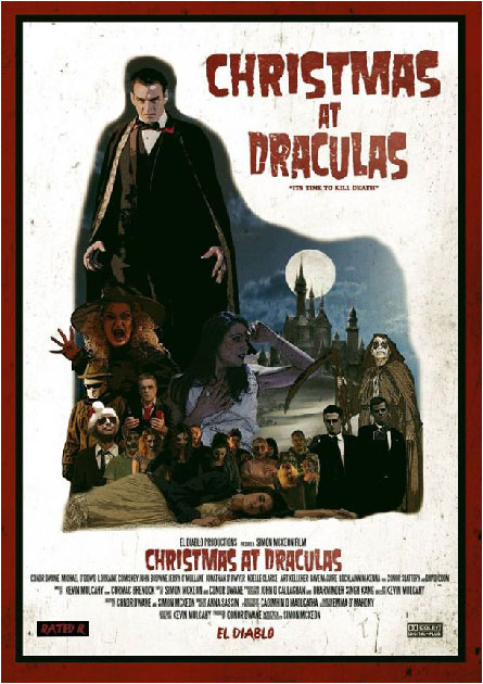 Christmas At Draculas