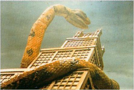 Gigantic Serpent