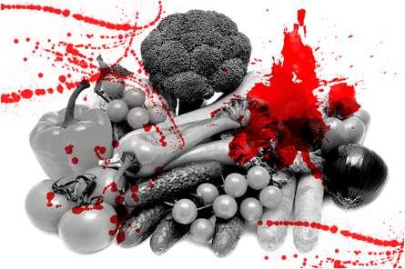 Die, Vegetable, Die!