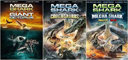 Mega Sharks