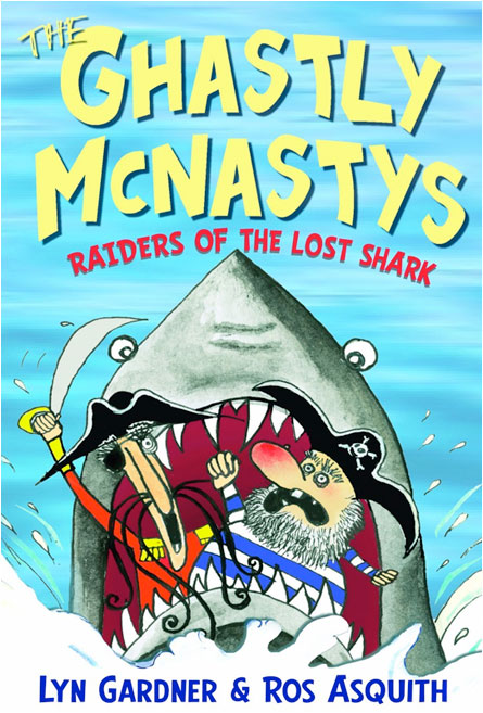 The Ghastly McNastys: Raiders of the Lost Shark