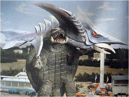 Gamera: Super Monster