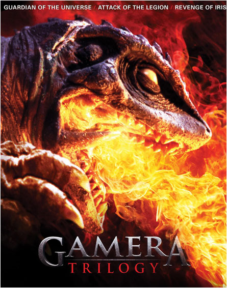 Gamera: Trilogy