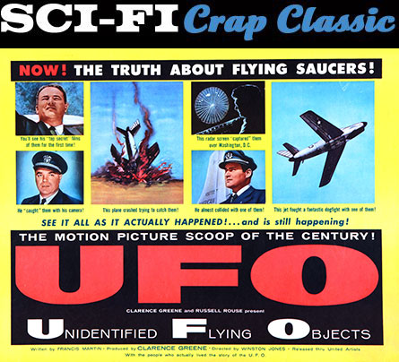 Unidentified Flying Objects: The True Story of Flying Saucers