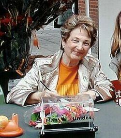 Rosa Mª Vila, Presidenta de Mans Unides Sabadell