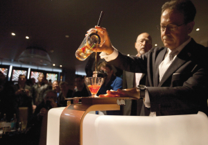 Salvatore Calabrese created the breakfast martini
