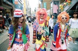 Harajuku has been the epicentre of Tokyo teen fashion for decades