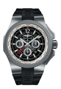 *Breitling Bentley GMT Light Body B04