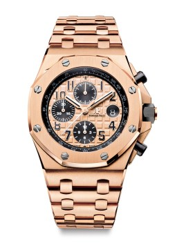 * Audemars Piquet Royal Oak Offshore Chronograph