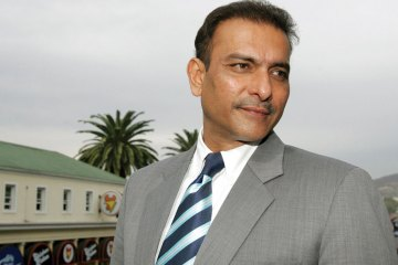 Mr Indian Cricket - Ravi Shastri