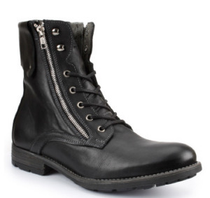 GBX_Devoe Two-Zip Boots_Rs 4999