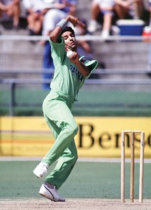 Wasim Akram at his peak