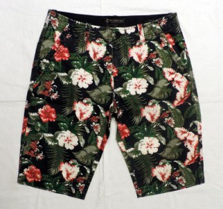 Floral shorts from Breakbounce