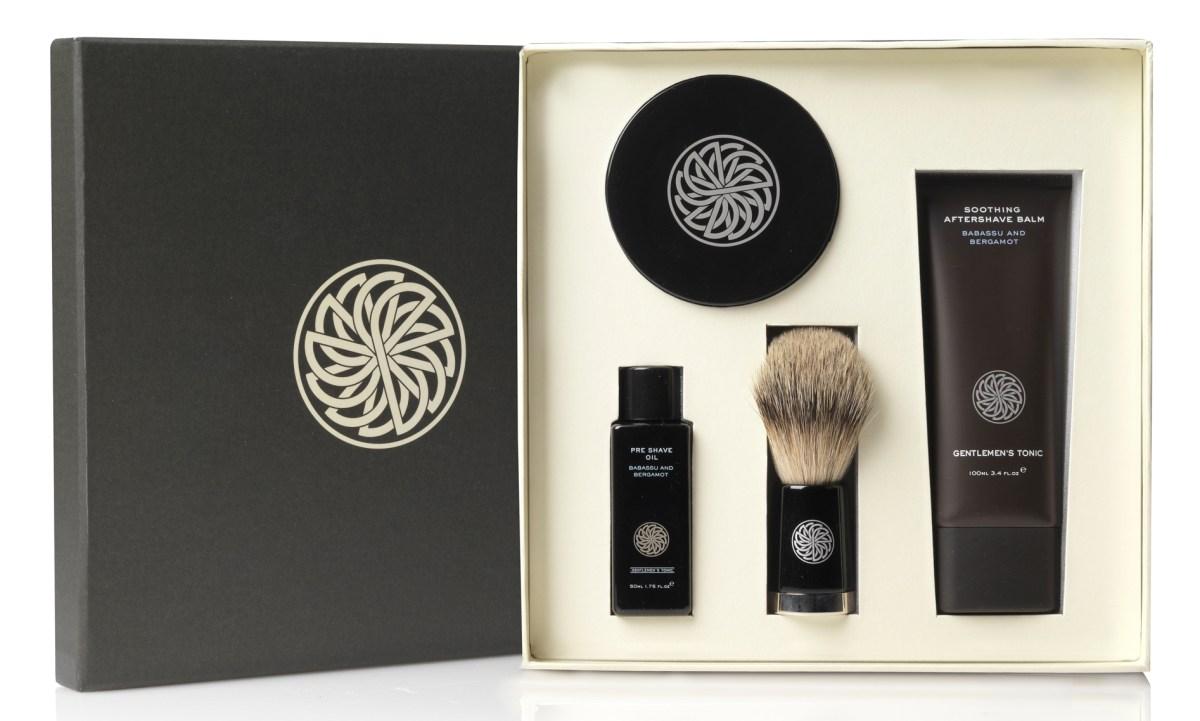 Shave Gift Set New - PSO, TSC, SAB, BRUSH