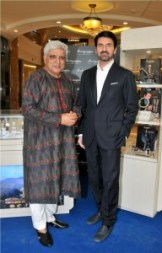 Javed Akhtar Montegrappa New Delhi 2