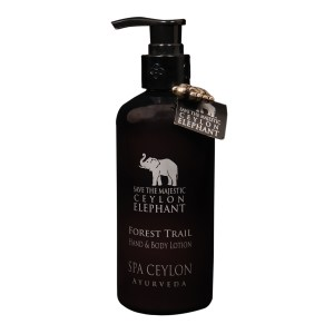 Forest Trail Hand & Body Lotion - Spa Ceylon