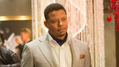 Terence Howard as Lucious Lyon