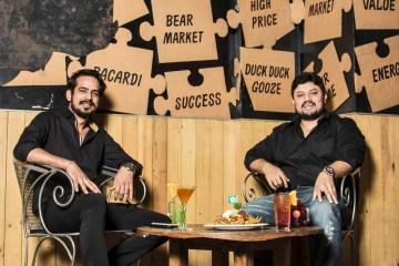 Amit Singh and Mihir Desai