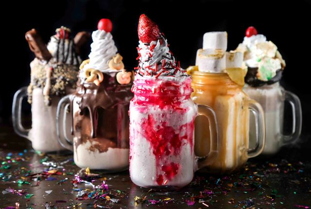 Crazy Shakes at Mighty Small