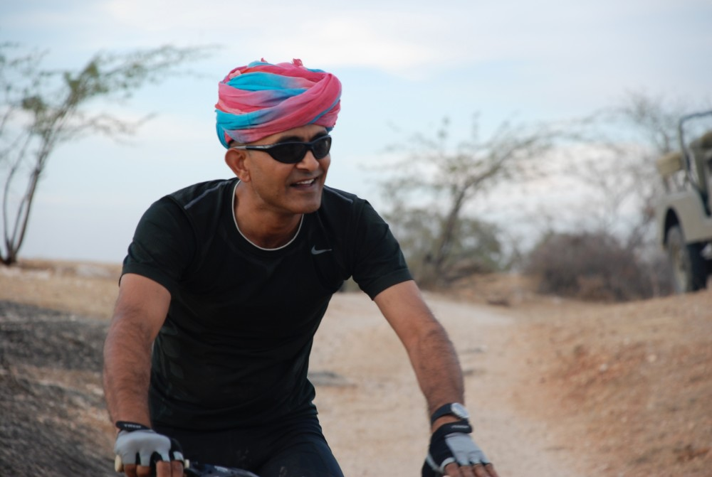 Avid Explorer Depi Chaudhry Makes A Living Out Of His Multiple Passions