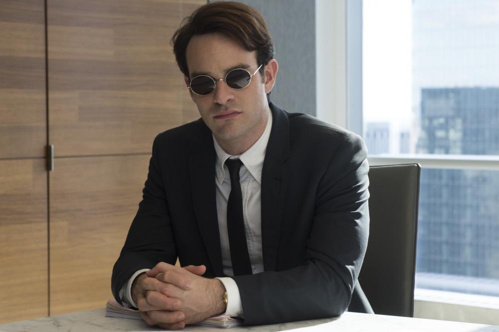 Charlie Cox in Netflix series Daredevil