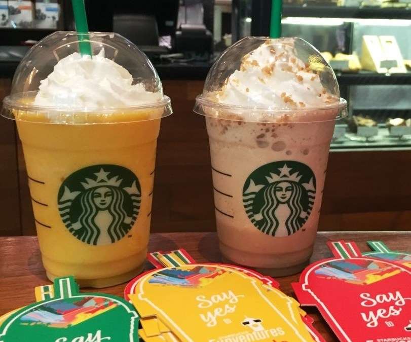 Have You Tried The New Starbucks Menu Yet?