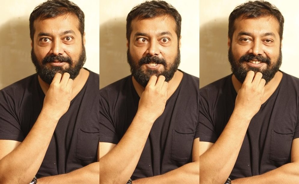 """""""You Just Need The Will To Fight, Which Is What A Lot Of Film-Makers Lack"""" – Anurag Kashyap"""
