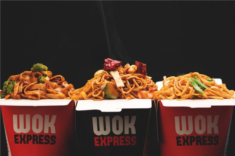 Wok Express Food Shot