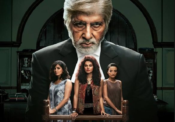 pink, Amitabh Bahchan, Tapsee Pannu