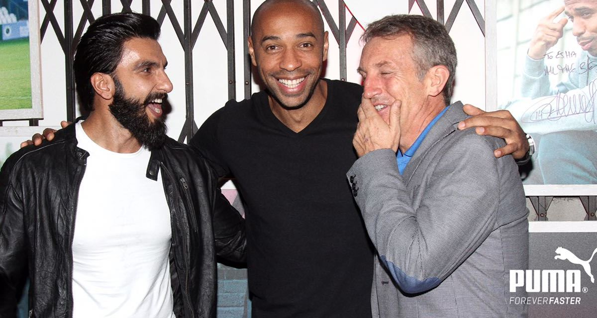 """""""ISL was a different type of atmosphere"""": Thierry Henry Visits India"""