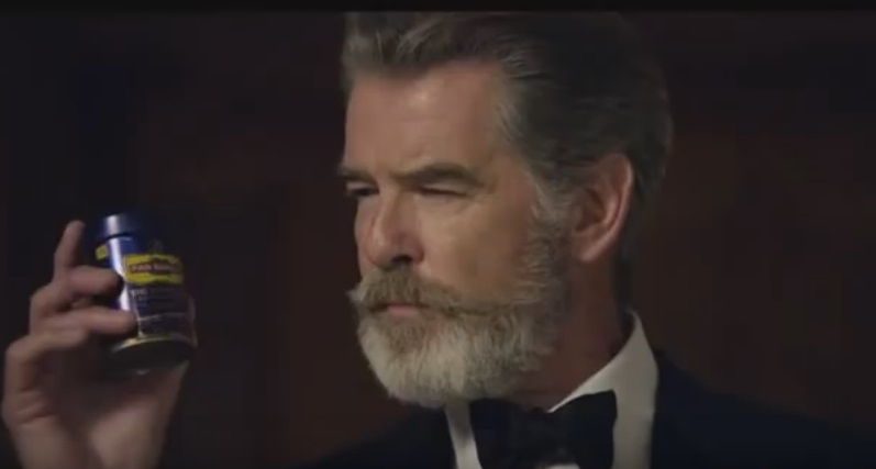 James Bond Fans Shaken And Stirred With Pierce Brosnan's New Pan Bahar Ad