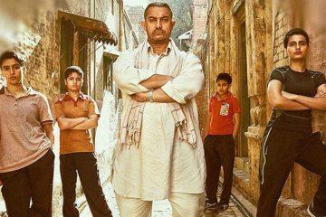 Dangal, Aamir Khan