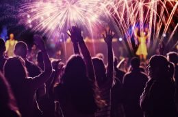 New Year party hotspots India