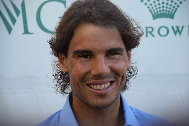Rafael Nadal's Top Moments From 2017