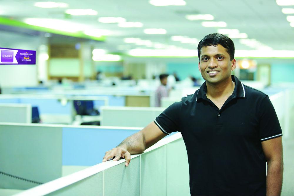 Meet Byju Raveendran: The Man Who Makes Learning A Joy