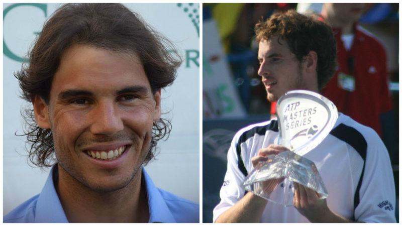 Nadal vs Murray