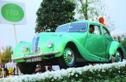 Cartier Resurrection Cup - 1949 Bristol 400
