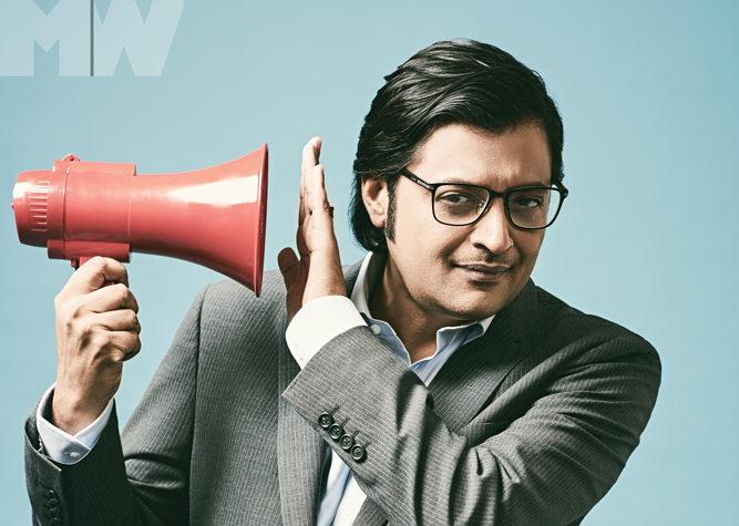 The Lighter Side Of Arnab Goswami