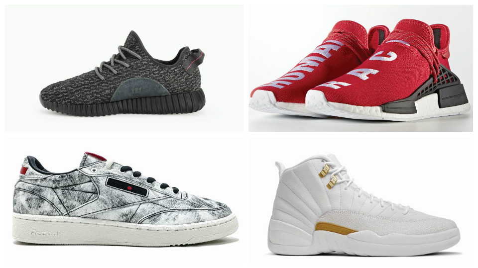 The Men And Women Who Made Trainers Cool